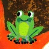 color-me frog