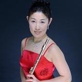 竹内永和(ギター)、早川育(フルート)