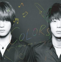 JEJUNG&YUCHUN(from 東方神起) COLORS ~Melody and Harmony~