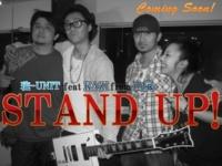 琉-UNIT stand up!(kiss remix) feat. KAZI from 山嵐