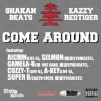 EAZZY RED TIGER COME AROUND feat. AICHIN, SELMON, GAMELA-B, COZZY-T, A-KEY, SUPER B ~拳POWA MIX