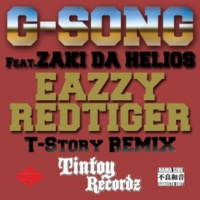 EAZZY REDTIGER G-SONG feat.ZAKI DA HELIOS ~T-Story REMIX