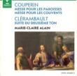 Marie-Claire Alain Couperin : Messe pour les paroisses & Messe pour les couvents