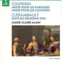 Marie-Claire Alain Clerambault : Suite du deuxieme ton : I Plein jeu