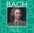 Gustav Leonhardt Bach, JS : Sacred Cantatas BWV Nos 128 - 130