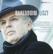 Daniel Barenboim Liszt : Symphonies & Sonatas