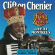 Clifton Chenier The King Of Zydeco Live At Montreux, Switzerland