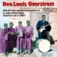 Rev. Louis  Overstreet His Guitar, ....