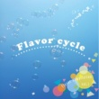 Various Artists 「Flavor cycle1」 Flavor compilation vol.1