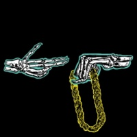 Run The Jewels Featuring Prince Paul As Chest Rockwell Twin Hype Back