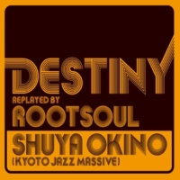 SHUYA OKINO Look Ahead feat. N'Dea Davenport