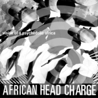 AFRICAN HEAD CHARGE Work Blessed