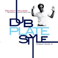 Delroy Wilson Remixed by Prince Jammy Living In The Foot Steps Of Another Man