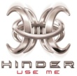 Hinder Use Me