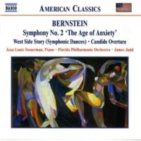 フロリダ・フィルハーモニー管弦楽団/ジェイムズ・ジャッド(指揮) バーンスタイン: 「キャンディード」 - 序曲