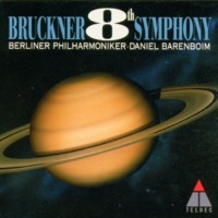 Daniel Barenboim & Berlin Philharmonic Orchestra Bruckner : Symphony No.8 in C minor : II Scherzo - Allegro moderato