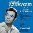 Charles Aznavour Le Feutre Taupe