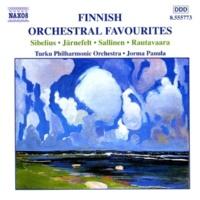 トゥルク・フィルハーモニー管弦楽団/ヨルマ・パヌラ(指揮) シベリウス: 悲しきワルツ