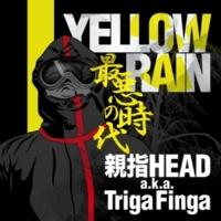 親指HEAD a.k.a TRIGA FINGER YELLOW RAIN -最悪の時代-