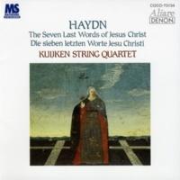クイケン四重奏団 弦楽四重奏曲 作品51 《十字架上のキリストの最後の七つの言葉》 Sonata V ; Adagio