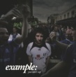Example You Can't Rap (Video)