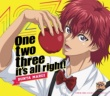 丸井ブン太 one two three it's all right!