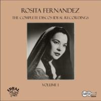 Rosita Fernandez Vacio