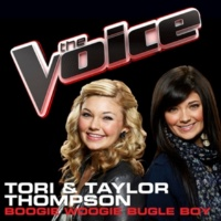Tori & Taylor Thompson Boogie Woogie Bugle Boy [The Voice Performance]