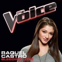 Raquel Castro Bleeding Love [The Voice Performance]