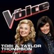 Tori & Taylor Thompson Stuck Like Glue [The Voice Performance]