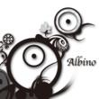 albino リボン