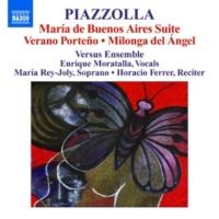ヴァーサス・アンサンブル ピアソラ: 組曲「ブエノスアイレスのマリア」 - アレグロ・タンガービレ