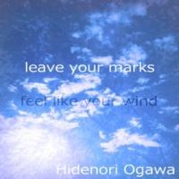 Hidenori Ogawa leave your marks