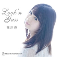 篠原杏 Looking glass