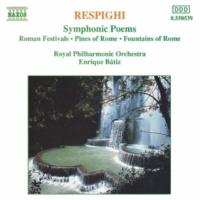 ロイヤル・フィルハーモニー管弦楽団/エンリケ・バティス(指揮) レスピーギ:交響詩「ローマの祭り」-主顕祭