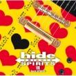 THE CHERRY COKE$ hide TRIBUTE 7 ‐Rock SPIRITS‐
