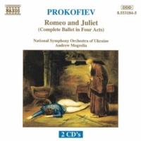 ウクライナ国立交響楽団/アンドリュー・モグレリア(指揮) プロコフィエフ: バレエ音楽「ロメオとジュリエット」 Op. 64 - Act I:  Love Dance