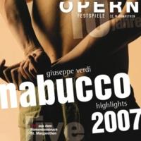 Gabriella Morigi Verdi: Nabucco: Anch Io Dischiuso