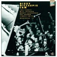 Dizzy Gillespie Jam The Champ [Live]