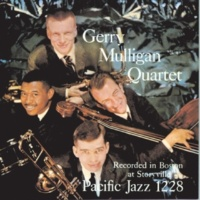 Gerry Mulligan Quartet That Old Feeling (Live)