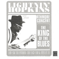 Lightnin' Hopkins Trouble In Mind [Live From Swarthmore College Folk Festival, Swarthmore, PA / April 6, 1964]