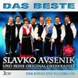 Slavko Avsenik & Original Oberkrainer Das Beste