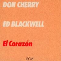 ドン・チェリ-/ED BLACKWELL Voice Of The Silence