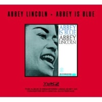 Abbey Lincoln Afro Blue