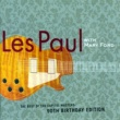 Les Paul And Mary Ford Best Of The Capitol Masters - 90th Birthday Edition