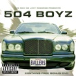 504 Boyz Ballers [Explicit Version]