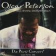 Oscar Peterson The Paris Concert