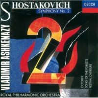 Nikita Storojew/ブライトン・フェスティヴァル合唱団/ロイヤル・フィルハーモニー管弦楽団/ヴラディーミル・アシュケナージ オラトリオ《森の歌》作品81(1949): 第1曲:戦いの終わった時