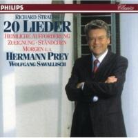Hermann Prey R. Strauss: Schlichte Weisen, Op.21 - 1. All mein' Gedanken, mein Herz, mein Sinn