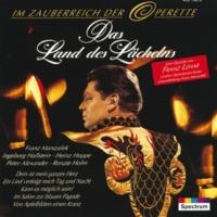 インゲボルク・ハルシュタイン/Heinz Hoppe/レナーテ・ホルム/ペーター・アレクサンダー/大オペレッタ管弦楽団/フランツ・マルザレク Franz Lehár: Das Land des Lächelns